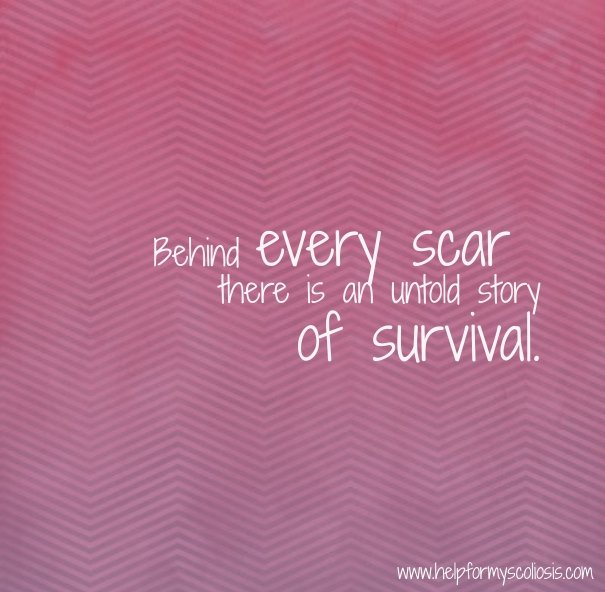 scoliosis-scar-quote-survival
