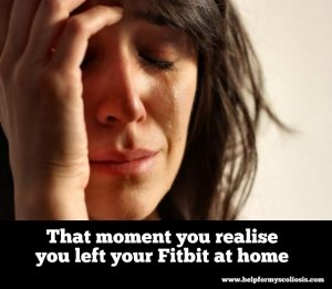 Fitbit quote