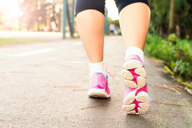 Scoliosis Exercises - Walking
