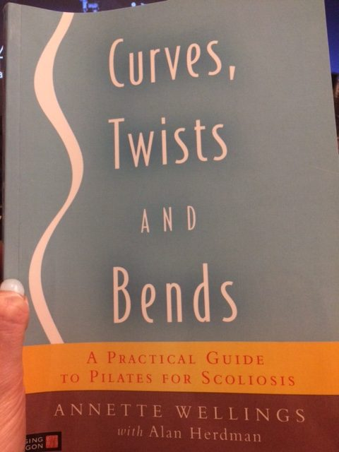 Pilates for Scoliosis - Curves Twists and Bends