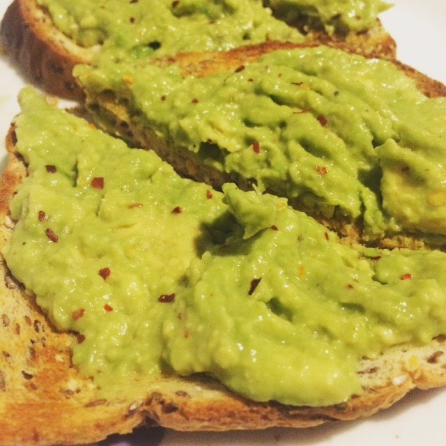 Veganuary - Avocado on Toast
