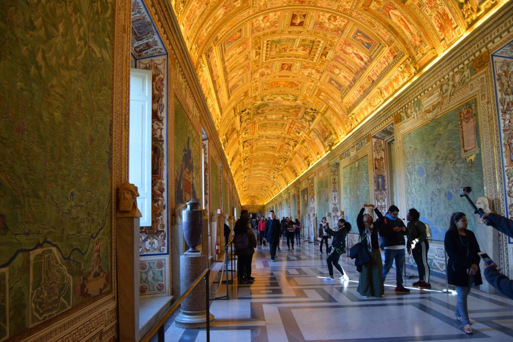 3 days in Rome - Vatican Museum