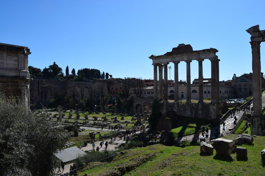 3 Days in Rome - Roman Forum