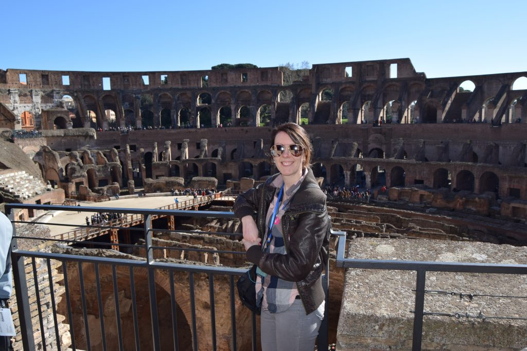 3 Days in Rome - Colloseum