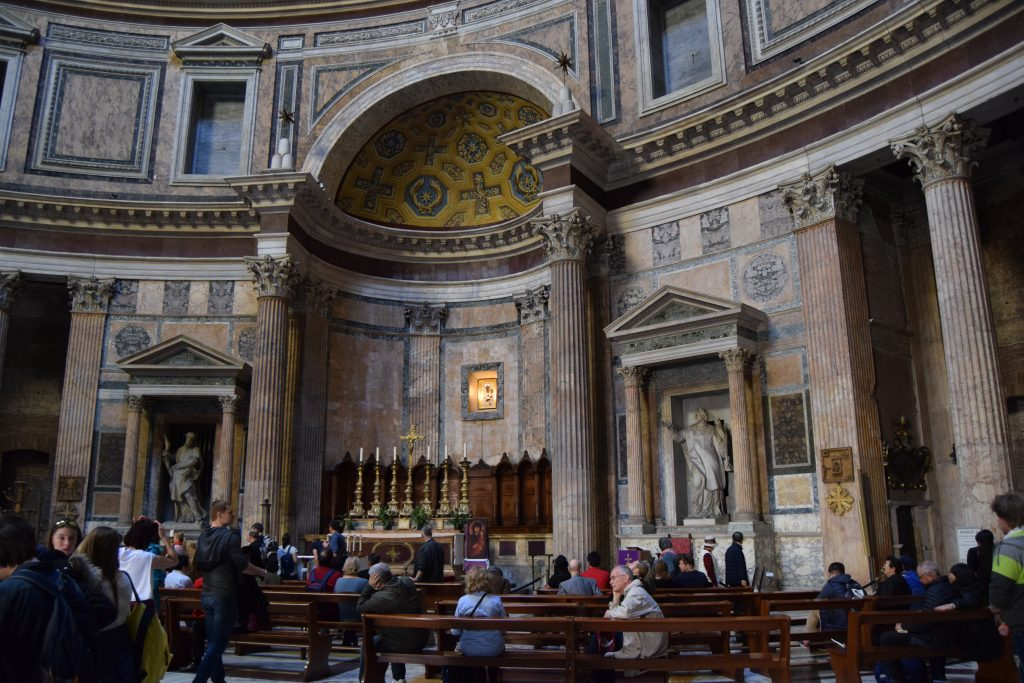 3 Days in Rome - Pantheon