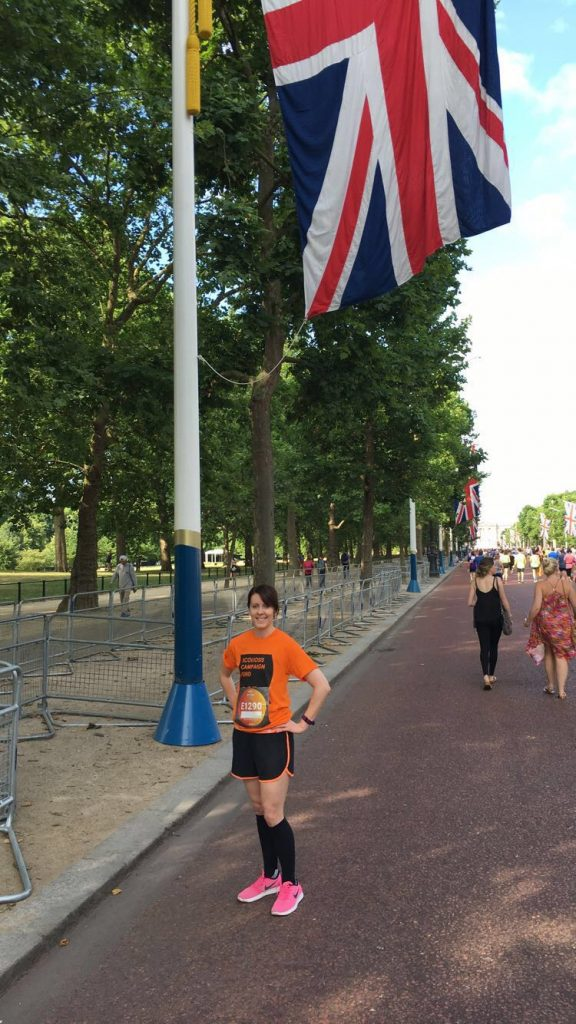 British 10K - Pall Mall
