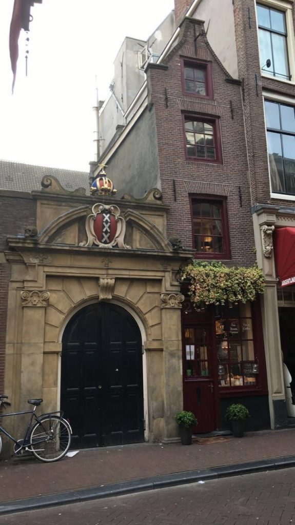4 days in Amsterdam -Smallest House in Amsterdam