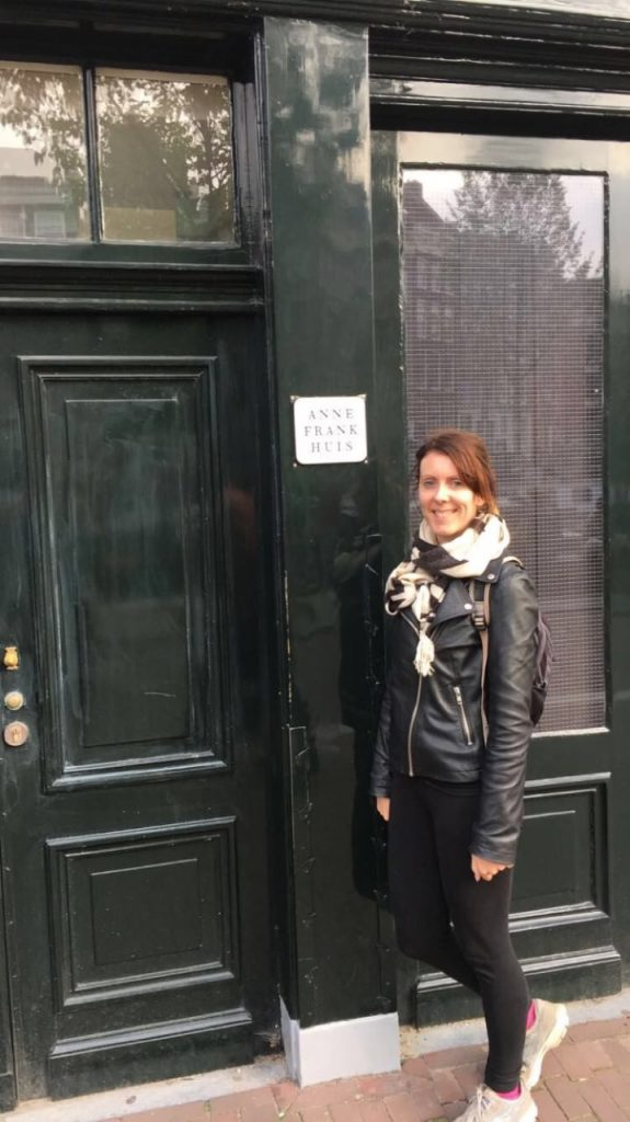 4 days in amsterdam - Anne Frank House