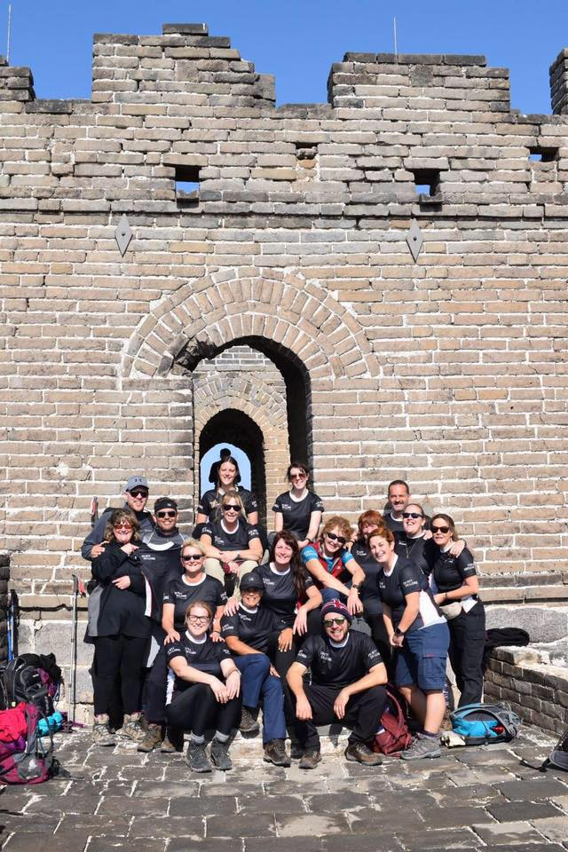 China Trek Day 5 - Badaling Great Wall