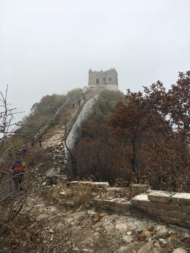 Great Wall of China Trek Day 3 Mutianyu section 1