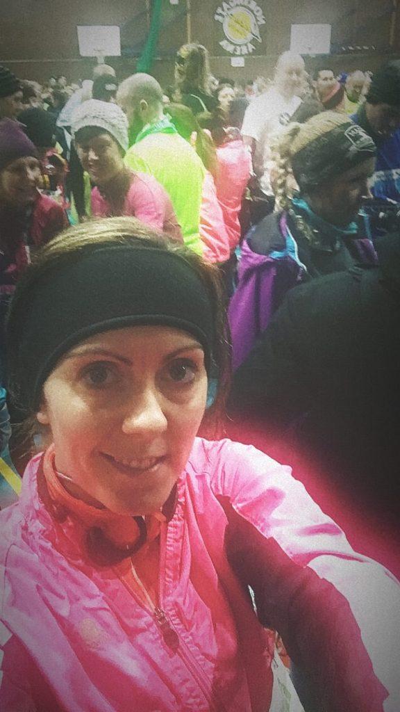 Chester 10K - pre race selfie