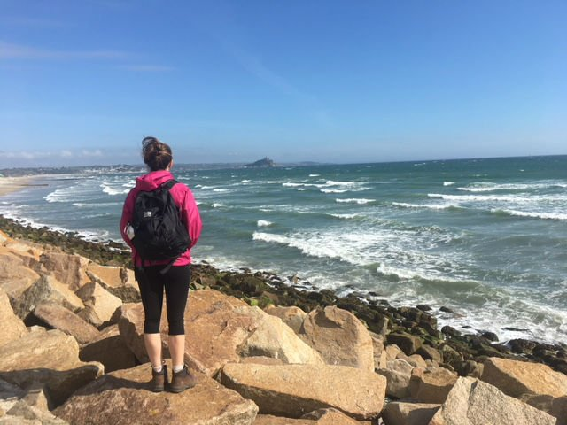 South West Coast Path - Day to Marazion