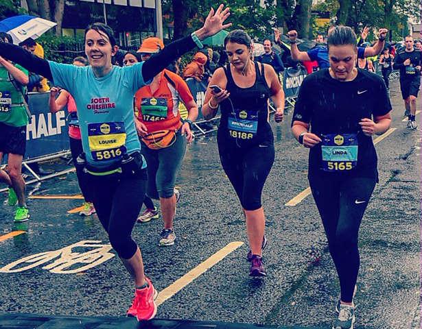 Manchester Half Marathon 2018