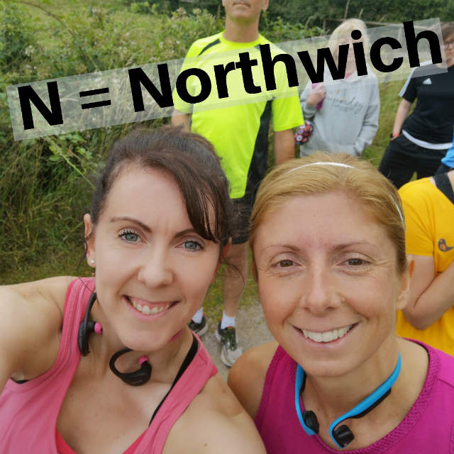 N for Northwich Parkrun