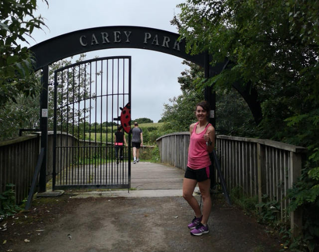 Northwich Parkrun - Carey Park