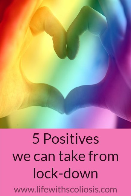 5 Positives we can take from lock-down