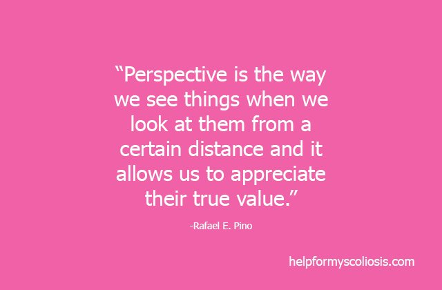 Quote - Perspective