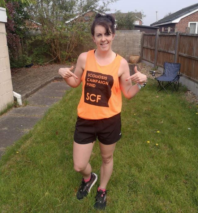 2.6 Challenge - Scoliosis Campaign Fund