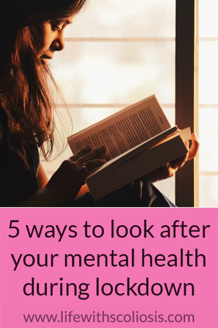 5 ways to look after your mental health during lockdown